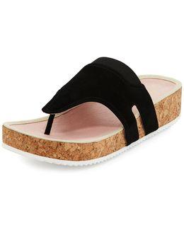 Adelle Thong Sandal