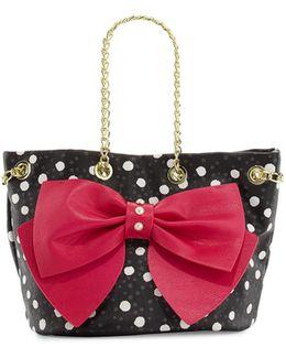 Still Hopelessly Romantic Bucket Bag
