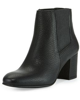 Xolani Leather Ankle Boot