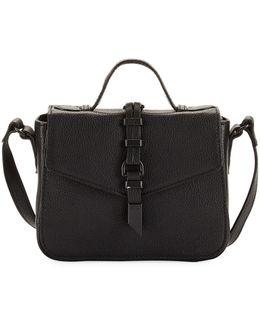 Juli Leather Crossbody Bag