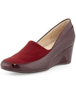 Rabea Patent Stretch Wedge Pump