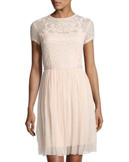 Angelica Bead-embellished Dress