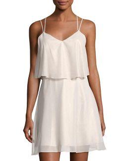 Monroe Popover Dress