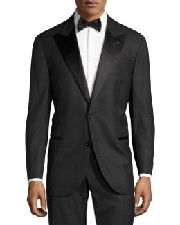 Two-button Tuxedo Suit