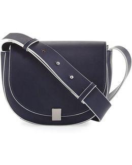 Claudia Full-flap Crossbody Bag