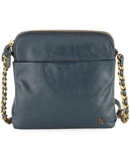 Zoe Leather Camera Bag
