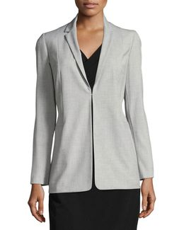 Sarah Long Blazer Jacket