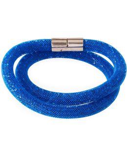 Stardust Convertible Crystal Mesh Bracelet/choker