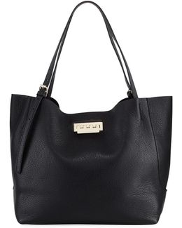 Eartha Relaxed Shopper Tote Bag