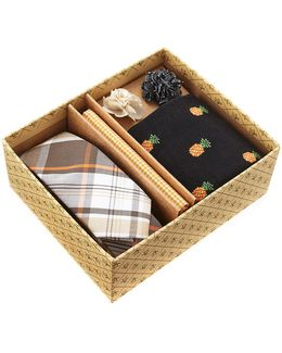 Five-piece Sock And Tie Box Set