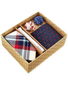 Five-piece Sock And Tie Box Set