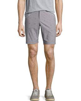 Cactus Pete Printed Shorts