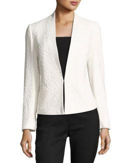 Lace Long-sleeve Jacket