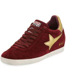 Guepard Star Wedge Low-profile Sneaker