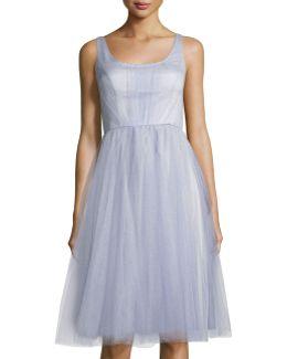 Ballerina Tulle A-line Dress