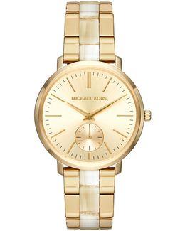 38mm Jaryn Chronograph Bracelet Watch