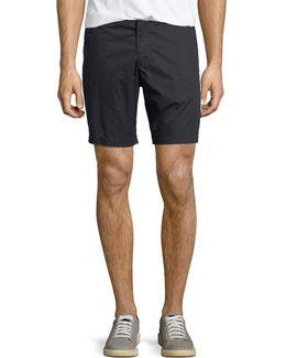 """P55 8"""" Basic Slim Shorts"""