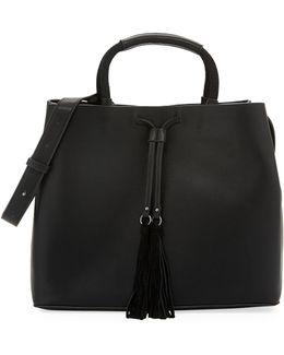 Alana Smooth Shoulder Tote Bag