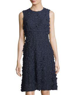 Sia Flower A-line Dress