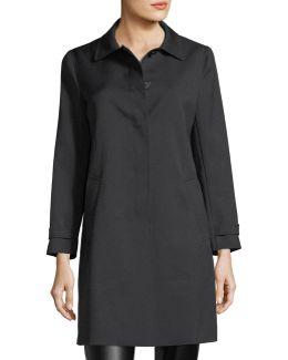 Dafina Prospective Single-breasted Coat
