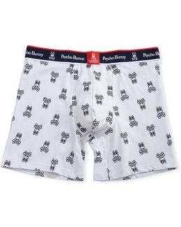 Fashion Knit Boxer Briefs