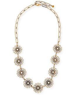 Daisy Long Necklace