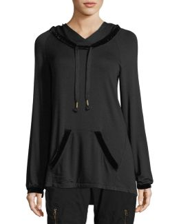 Aritzar Hooded Sweater