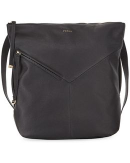Holly Medium Leather Convertible Backpack