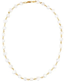 Amorphous Freshwater Pearl Necklace
