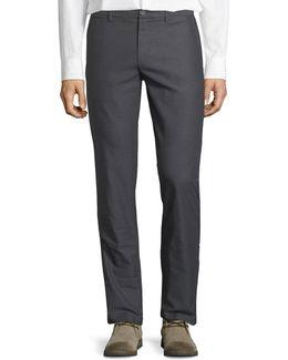 Herringbone Tech Trouser Pants