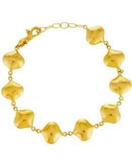 Clove 24k All-around Puff Bracelet