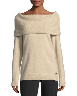 Cozy Cowl-neck Sweater