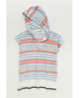 Aden Hooded Poncho