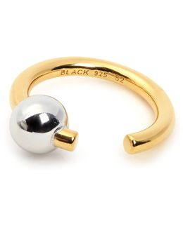 Gold And Silver Orion Ring