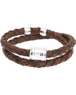 Leather Casing Bracelet