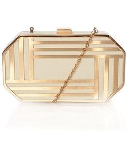 Art Deco Box Clutch