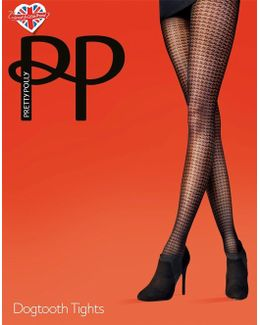Dog Tooth Tights