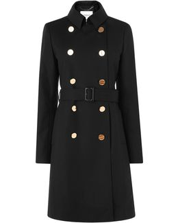 Audrey Black Coat
