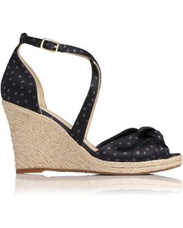 Angeline Wedge Heeled Sandals