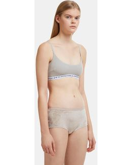 Emily You And Me Bra In Grey