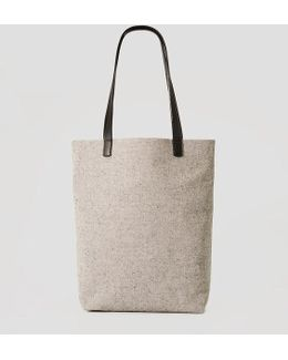 Luxe Swiss Tote