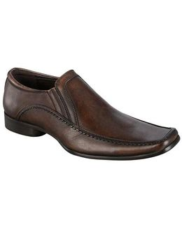 Key Note Leather Loafers