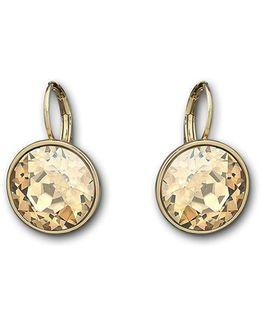 Bela Faceted Crystal Drop Earrings