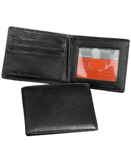 Gramercy Soft Lambskin Slimfold Wallet