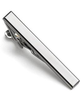 Hematite Tie Clip