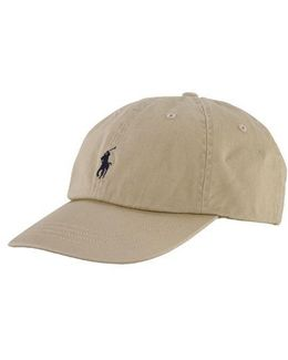 Polo Player Hat