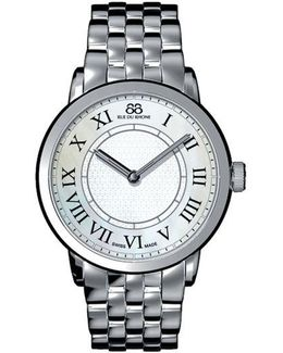 Ladies Double 8 Origin Watch With Mother-of-pearl Dial