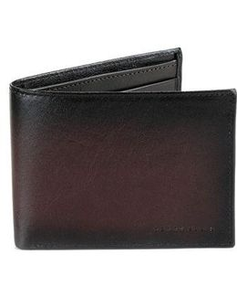 Leather Slim Bifold Wallet