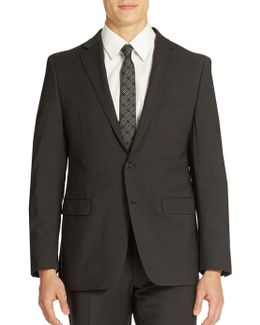 Slim Fit Wool Suit Separate Jacket