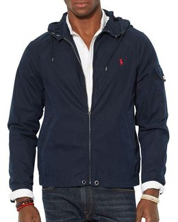 Aviator Navy Waimea Windbreaker